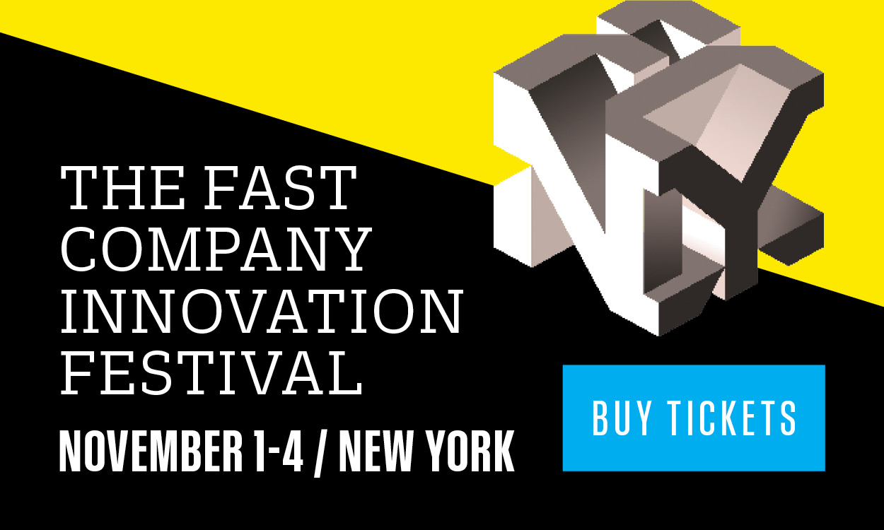 The Fast Company Innovation Festival
