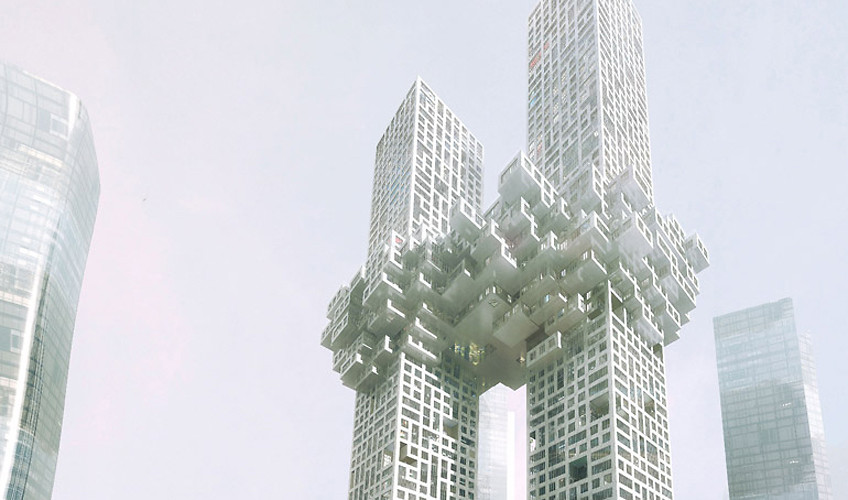 Do These Skyscrapers Remind You Of The 9/11 Attacks? MVRDV Responds