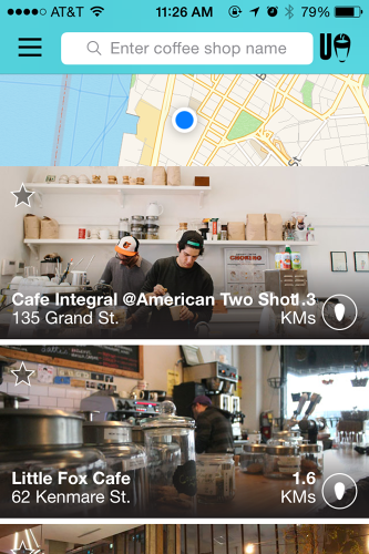 <p>CUPS, a subscription based coffee app, launched this week in New York City.</p>