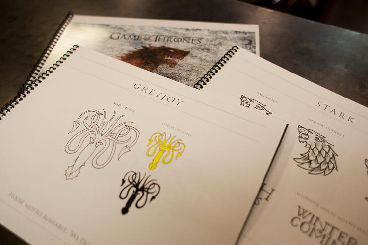 <p>Tattoo programs with shading and coloring options.</p>