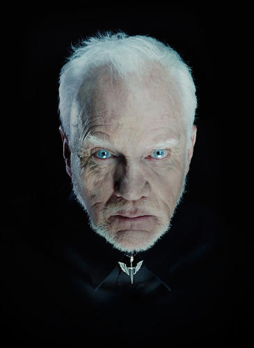 <p>Malcolm McDowell</p>