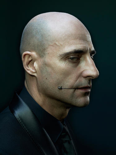 <p>From the GQ series: Mark Strong</p>