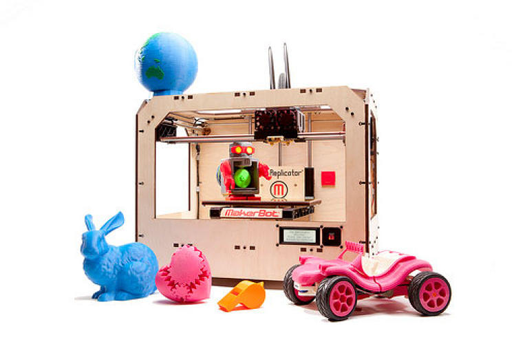 <p>MakerBot</p>