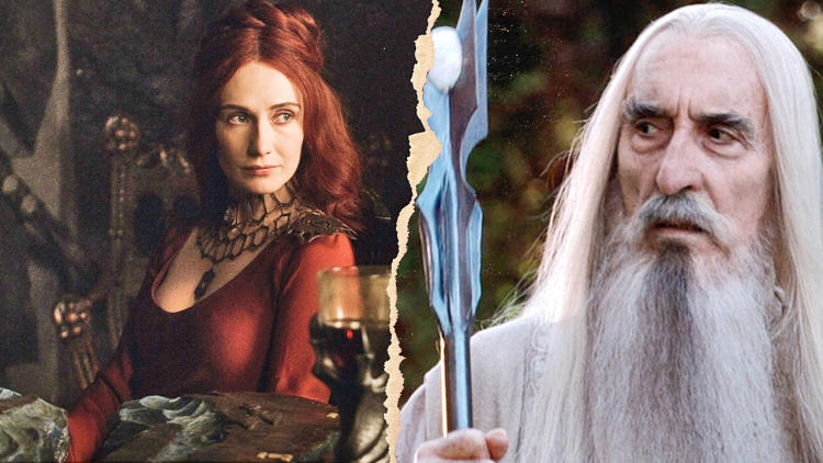 <p>Winner: Saruman<br /> While both of these characters are powerful and can put a telekinetic ass-whooping on others, <em>Game of Thrones</em>' Melisandre is a priestess, while Saruman is a true wizard. Advantage: Saruman.</p>