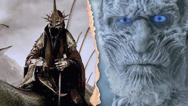 <p>Winner: Nazgul.<br /> White Walkers are quite frightening, especially because they foretell that WINTER IS COMING, but on the other hand, they lack the wings of Lord of the Rings' Nazgul, a/k/a the ring wraiths, who Martin picks to win this battle.</p>