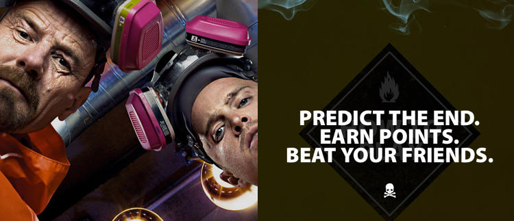 <p>Now test your knowledge with Betting Bad.<br /> <a href=&quot;http://www.fastcocreate.com/1683415/think-you-know-whats-going-to-happen-in-breaking-bad-prove-it-with-betting-bad#1&quot; target=&quot;_self&quot;>&quot;Think You Know What's Going To Happen In <em>Breaking Bad</em>? Prove It With Betting Bad&quot;</a></p>