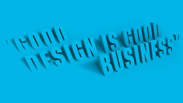 Why good design is finally a bottom line investment co for Starting a design business