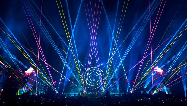 WFOL Laser Light Show | Niagara Falls Events
