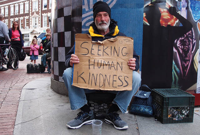 helping the homelessness How to help homeless people – without feeding a habit  four feet under: 30 untold stories of homelessness in london review – first-hand study of street survival.