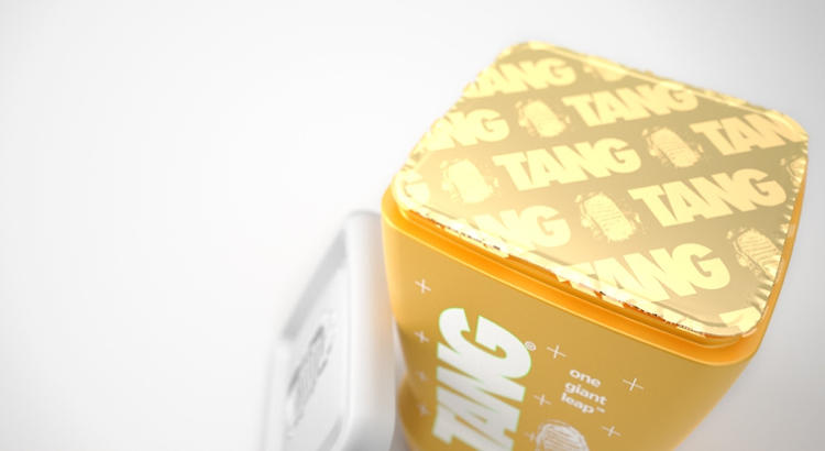 <p>Can good design revive flagging brands? Streng Design's revamp of Tang -- the Vitamin C-rich powdered drink that's been all but abandoned by its parent company in the U.S. in recent years -- suggests as much. The concept uses Space-Age imagery to tap into parents' nostalgia for the brand.</p>