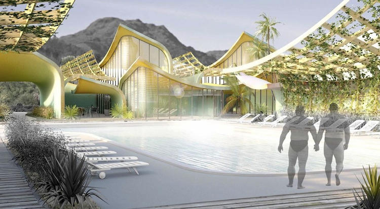 <p>BOOM! Sadar + Vuga designed one of the boutique hotels that hopes to draw in tourists.</p>