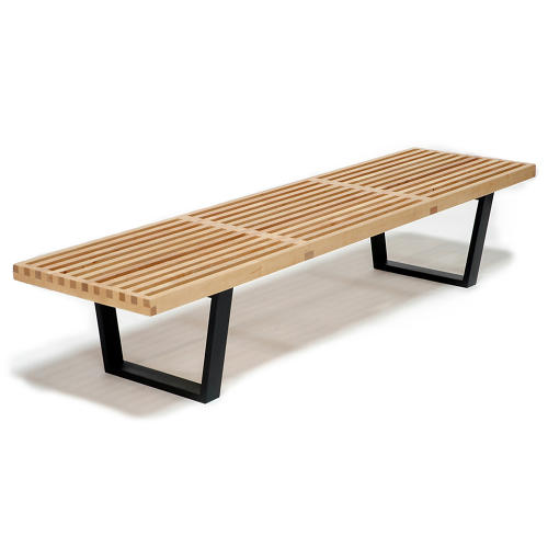 <p>Introduced in 1946, the Nelson Platform Bench is a modern-design icon. Image via <a href=&quot;http://www.wright20.com&quot; target=&quot;_blank&quot;>Wright</a>.</p>