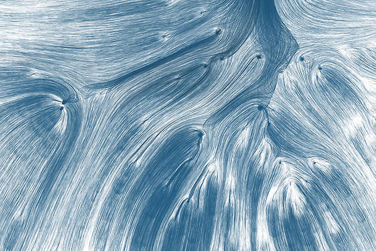 <p>Some of the best data visualizations don't warrant a literal interpretation. Case in point: David Wicks highlights the vast disconnect between water resources and consumption by metaphorically representing how water flows.</p>