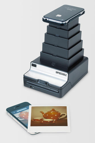 <p>The Instant Lab will retail for $300 and will be compatible with film for Polaroid 600 and SX 70 cameras.</p>