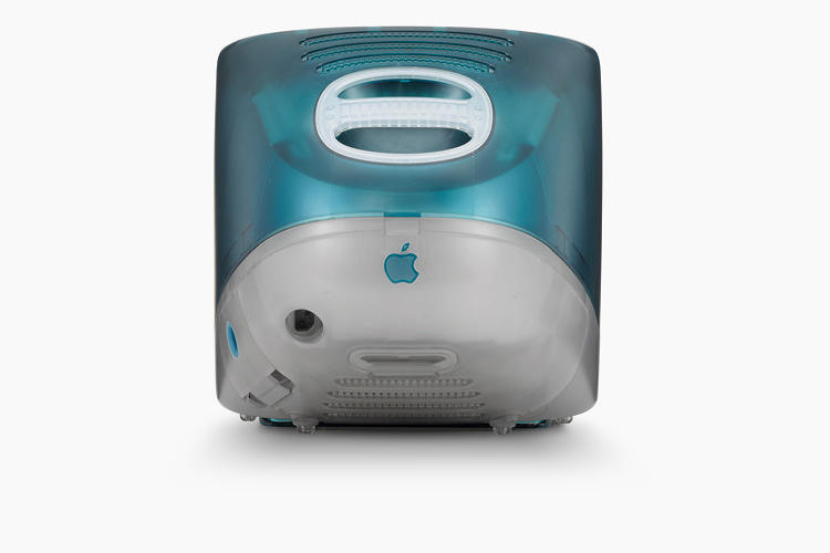 <p>The first product of the Steve Jobs/Jonathan Ive collaboration--and the computer that brought Apple back from the grave. At the time, it was the fastest selling computer in Apple history--despite predictions from insiders that it would fail miserably.</p>