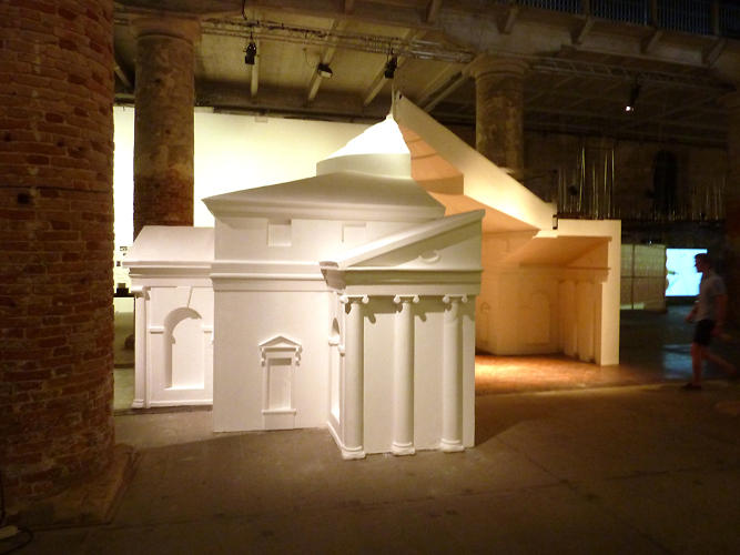 <p>The Museum of Copying, by the UK office FAT, at the 2012 Venice Biennale.</p>