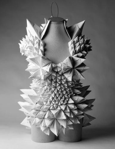 <p>For her graduation thesis in architecture, Tara Keens-Douglas designed four carnival costumes.</p>