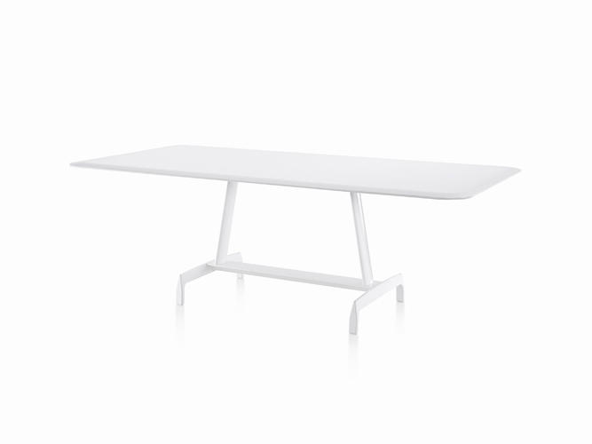 <p>The table will come in two versions: powered and unpowered.</p>