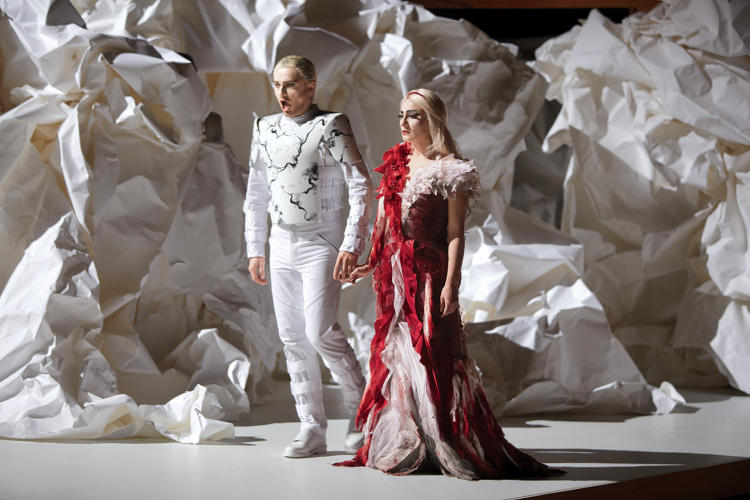 <p>Kate and Laura Mulleavy's design for <em>Don Giovanni</em>.</p>