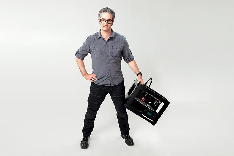 <p>For more advanced users, MakerBot will introduce a dual-extrusion version called the <a href=&quot;http://store.makerbot.com/replicator2x.html&quot; target=&quot;_blank&quot;>Replicator 2X</a> next year.</p>