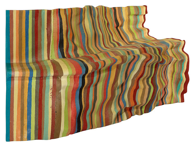 <p>Polyurethane composite. Produced by Julien Carretero, the Netherlands. Number 3 from the edition of 5. (Estimate: $12,000–$18,000)</p>