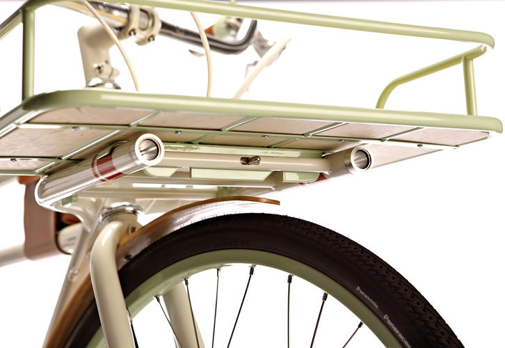 <p>You can pre-order the Faraday <a href=&quot;http://www.faradaybikes.com/products/faraday-porteur&quot; target=&quot;_blank&quot;>here</a>, as long as your loved one doesn't mind an IOU--the first bikes will ship in April 2013.</p>