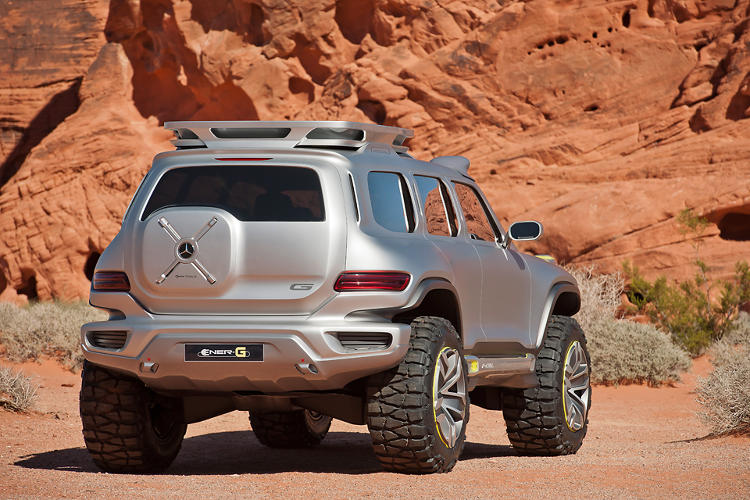 <p>It's a rugged off-road vehicle for a populace that will supposedly be more inclined to participate in outdoor activities.</p>