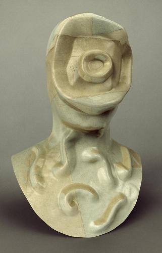 <p>But more recent additions to the collection--now totaling nearly 100 busts--include a new element: modern art.</p>
