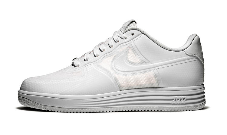<p>The Lunar Force 1, a newly redesigned version of Nike's classic Air Force 1, debuts in stores today.</p>