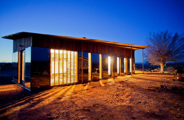 Students build a gorgeous one room house in the navajo Building a house in utah