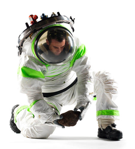 <p>The Z-1 is NASA's latest space suit, meant to make planetary exploration more feasible.</p>