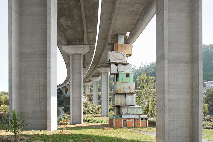 <p>Filip Dujardin, the Belgian artist, creates eye-boggling works of digital trickery.</p>