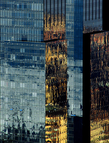 <p>Witte also culled images from nearby his Midtown hotel.</p>