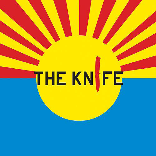 <p>Lots and lots of these covers have a single circle motif in the middle, like this one from The Knife.</p>