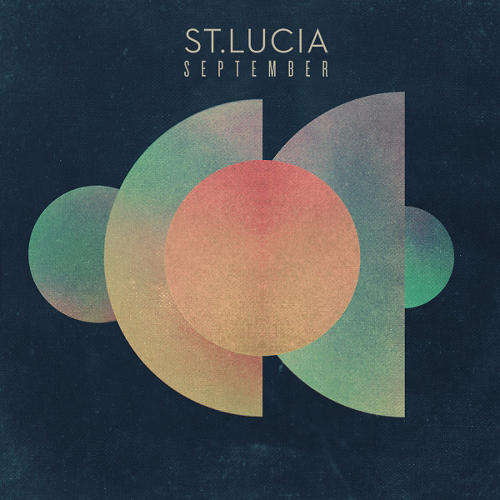 <p>Disjointed geometry by St. Lucia.</p>