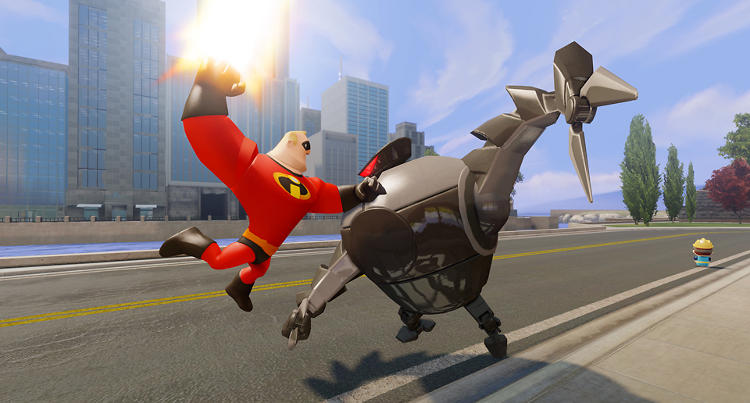 <p><em>Disney Infinity</em> will be released for every platform under the sun later this year.</p>
