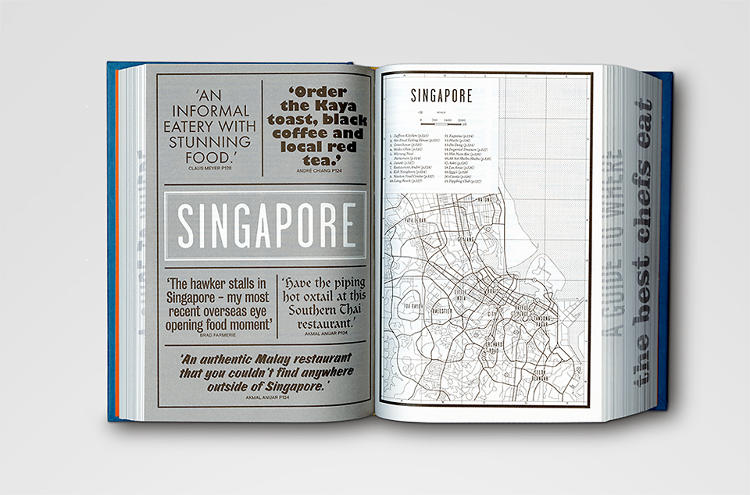 <p>Each city includes a font-tastic cover page and map.</p>