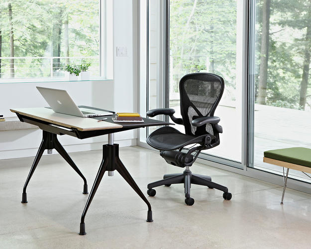 <p>Almost immediately, the Aeron chair became a touchstone of pop culture in a way that office furniture never had before. And then, it became a symbol of dotcom excess.</p>