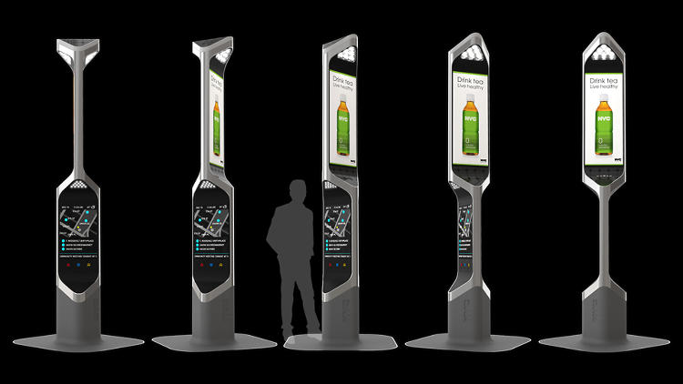 <p>Beacon, a proposal for a &quot;reinvented payphone&quot; by Frog.</p>