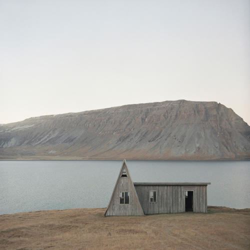 <p><em>&gt;5.5</em>, by Tom Kondrat, captures Iceland during its coldest months.</p>