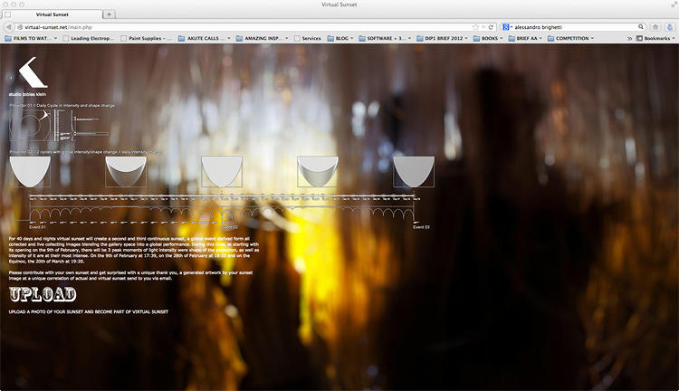 <p>Perfecting the technical, back-end details provided an interesting challenge.</p>
