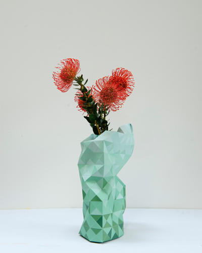 <p><a href=&quot;http://pepeheykoop.yokaboo.com/category/vase/paper-vase-cover-greenwhite-gradient/&quot; target=&quot;_blank&quot;>Order one here, in white or emerald green, for €19.00, or around $24.</a></p>