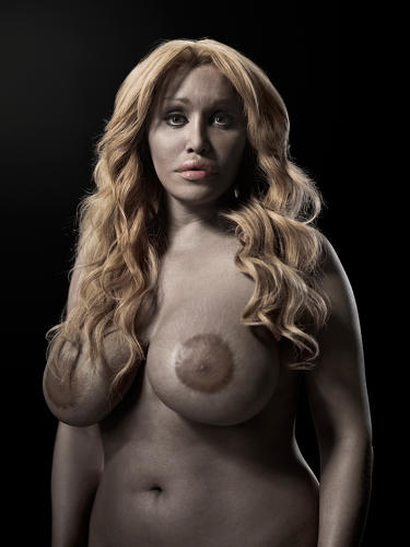 <p>Photographer Phillip Toledano, the artist behind the series, wanted to capture what he calls &quot;a vanguard of human-induced evolution.&quot;</p>