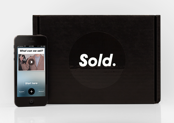 <p>When you list an item with Sold, the app acts like a concierge that &quot;automates a lot of the manual stuff that goes into selling something online,&quot; says cofounder and product lead Matt Blackshaw. &quot;We wanted to make selling as easy as one-click buying.&quot;</p>