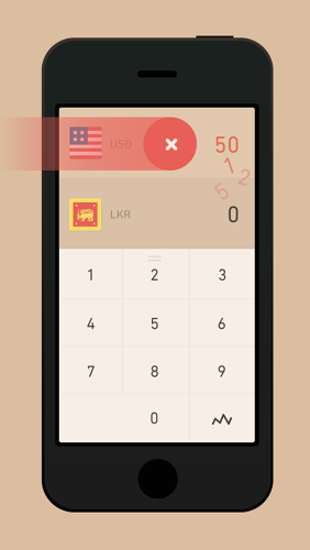 <p>And it lets users toss numbers off the screen with a satisfying swipe.</p>