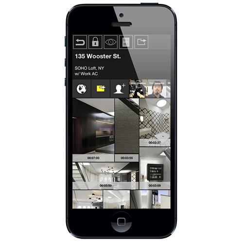 <p>Take Morpholio with you wherever you go on your iPhone or iPad. The developers are considering releasing an Android version of the app.</p>