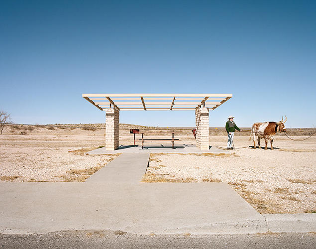 "<p>Ford decided to begin documenting the rest stops when she discovered that they were on the brink of extinction. ""One day I Google-d them, and I found out that all these different rest stops were being torn down. I was like, alright, this is it. New project.""</p>"