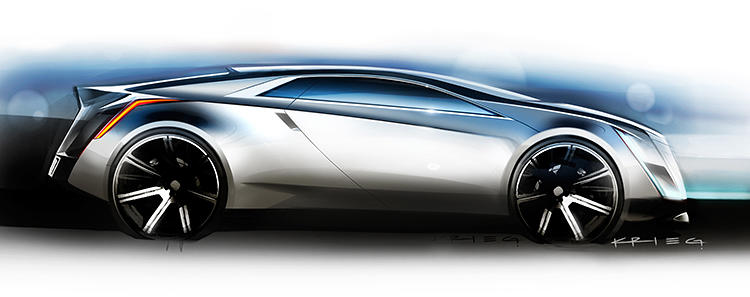 <p>Next up will be the ELR--Cadillac's take on the Chevy Volt.</p>