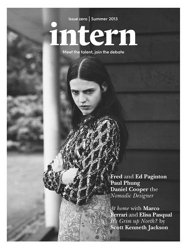 <p><em>Intern</em>, a new magazine seeking funding on Kickstarter, is both a platform for showing off beautiful work by interns, and advocating for them.</p>