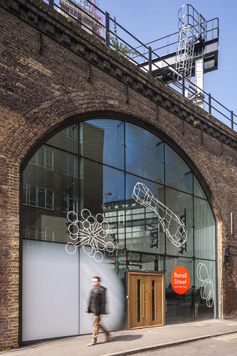 <p>A new sexual health clinic in London is using tongue-in-cheek designs and a non-clinical atmosphere to up compliance.</p>